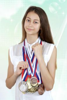 Огурцова Екатерина