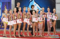 серебряные призёры первенства