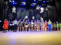 3 место-команда акробатов СШОР№4
