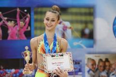 Огурцова Екатерина-мастер спорта России