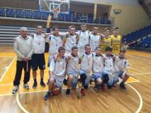 команда победитель IIIэтапа Кубка ЕЮБЛ