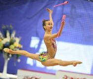 Огурцова Екатерина-упражнение с булавами