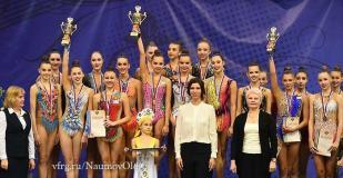 Победители и призёры чемпионата России