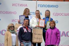 Курдюкова С., Жменя А.-призёры  Кубка!
